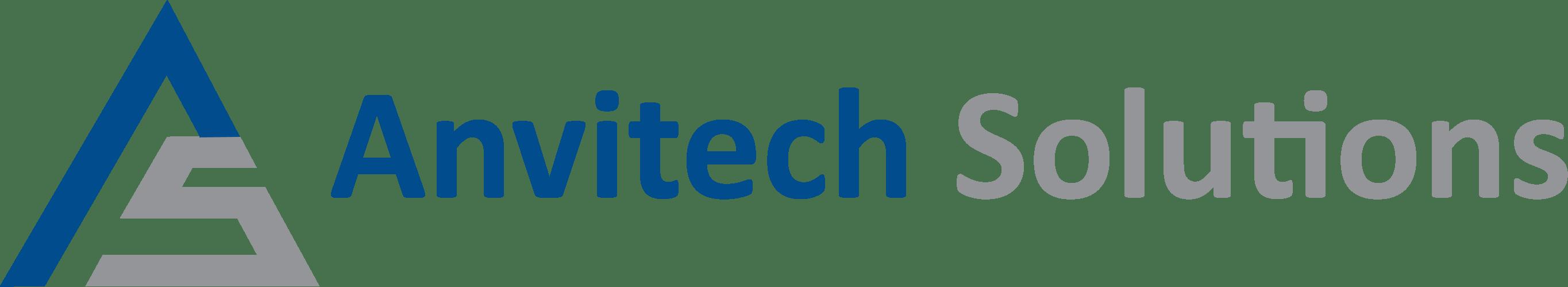 Anvitech New Logo